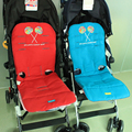 Caliente maclaren maclaren accesorios colchoneta cojín del asiento portabebés ambos lados usan diferentes temporada cochecito de bebé original