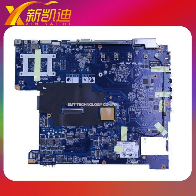 Para asus a6m 08g26ai0020q rev: 2.0 placa madre del ordenador portátil mainboard probado completamente de la buena garantía de 45 días