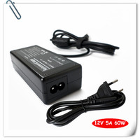 12V 5A 60W AC DC ADAPTER POWER SUPPLY CHARGER For IMAX B6 B5 B8 LCD MONITOR