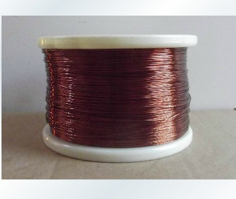 ФОТО Copper wire Polyurethane Enameled Wire, 0.51 mm x 500 m / pc, QZ-2-130