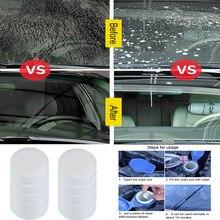 1-10 шт. для лобового стекла автомобиля стекло мойка инструмент для мытья стеклянных окон автомобиль Твердый дворник тонкая щетка очистка концентрированный шипучая таблетка