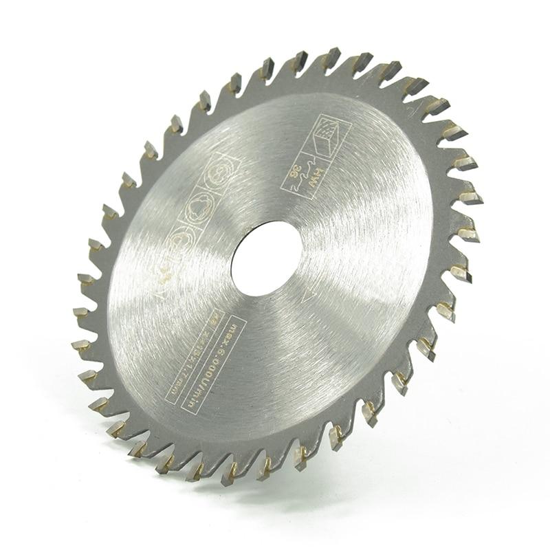 Image 4 - 1 Uds diámetro exterior 85 mm alta calidad Mini sierra circular hoja de corte de maderamini circular saw bladescircular bladecircular saw blade -