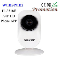 Hot Wanscam HW0026 Cheap Indoor Mini Wifi IP Camera Home Wireless Cctv Camera 720P Security Camera