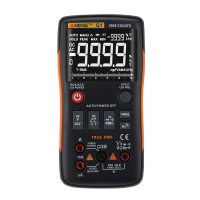 ANENG Q1 True RMS Digital Multimeter Button 9999 rm409b testers automotive electrical capacitor tester dmm transistor tester