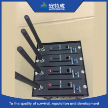 4 channel gsm modem for sms,4 channel modem pool Q2406b,4 gsm modem receive sms