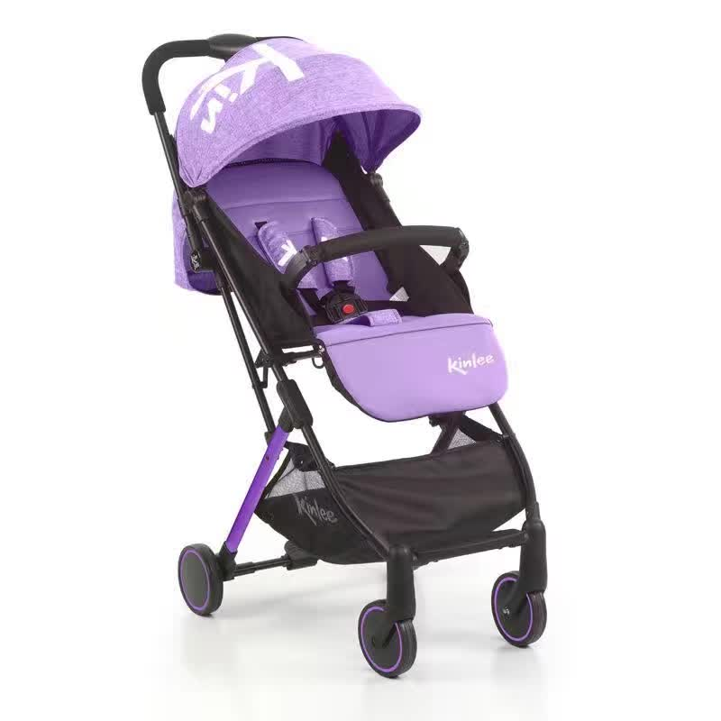 Upgraded Kinlee C-3A light baby stroller easy to fold and open ,many colour for choice, weight only 6.5KG only a promise