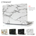 CTRINEWS Marble Texture Case Matte cover for Apple Macbook Air Pro Retina 11 12 13 15 inch laptop Cases For Mac book Pro 13 inch