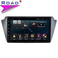 TOPNAVI 2G 32GB Android 7 1 Octa Core Car GPS Navigation Media Center For Skoda Fabia