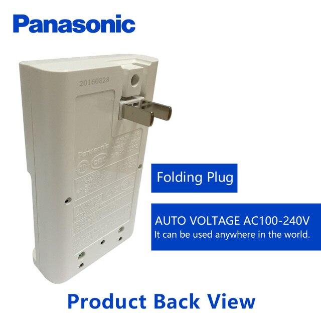 Chargeur rapide bon marché Original de Panasonic 100% pour la batterie Rechargeable daa/AAA utilisée dans le monde entier AC100V ~ 240 V eneloop BQ-CC51C