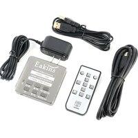 HD 37MP 1080P 60FPS Digital Video HDMI USB Industrial Microscope Camera For mobile phone Soldering repair