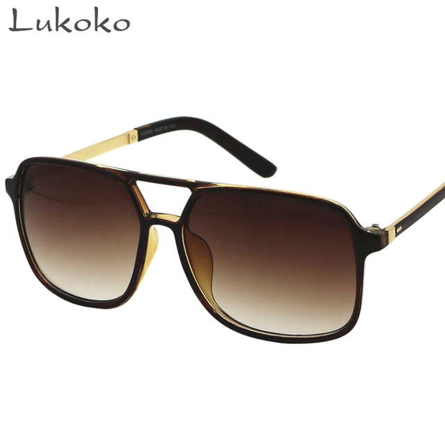 2438fe3b37a Lukoko UV400 Luxury Italy Vintage Sun Glasses Female Shades Ladies Gozluk  Sunglasses For Women Famous Brands Designer Oculos