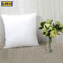 Brand Hot sale High elastic cushion core pillow insert decorative square pillows core for sofa pillows 45*45cm Good qualit LREA