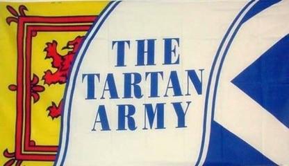 Scotland font b Tartan b font Army Flag 3ft x 5ft Polyester Banner Flying 150 90cm