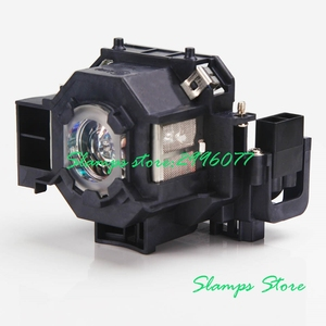 Image 2 - High Brightness Projector lamp With Housing V13H010L42 ELPLP42 for Epson EMP 822 EMP 822H EMP 83 EMP 83C EMP 83H EMP 83HE