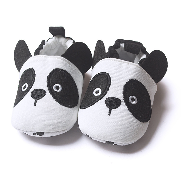 3 D Cute Cartoon Panda Baby Shoes 3 Sizes Baby Girl And Boys Shoes