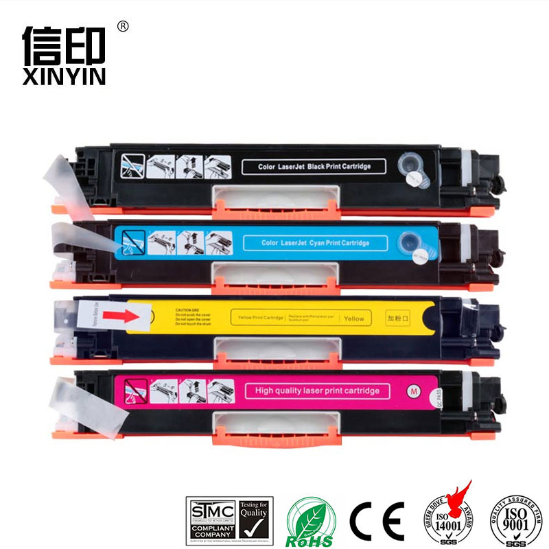 2x CF383A Magenta Toner Cartridge Compatible with HP 312A LaserJet Pro MFP M476d