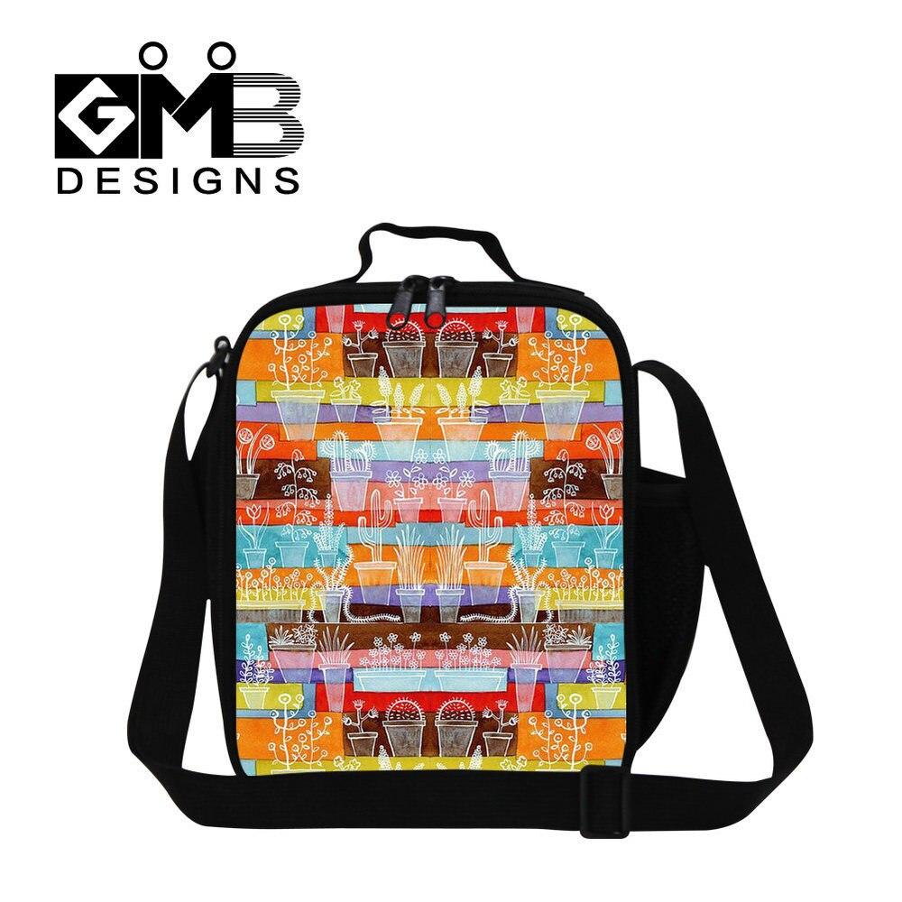 Санта печать детская сумка для обеда термо Крышка для еды сумка Детская сумка для пикника еда переноски хранения пикника Tote Bolsa Feminina - Цвет: Слоновая кость