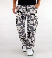 Cargo Pants Millitary Kleidung Taktische Hosen Männer Cargo Pant Tarnung Armee Stil Camo Arbeitskleidung Hosen Große Größe S-xxxl