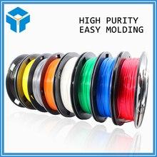 Высокое качество 3D-принтеры ручка накаливания ABS 1.75 мм длина Пластик резиновая расходных материалов Материал 3D Ручка нити Бесплатная доставка 0.3 кг