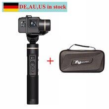 (DE,US,AU Location) FeiyuTech Feiyu G6 Splashproof Handheld Gimbal for Gopro Hero 6/5/4/3/3+ Yi 4K/AEE Sony RX0 Action Camera