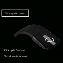 Arc Touch 2 Generation Bluetooth Mouse
