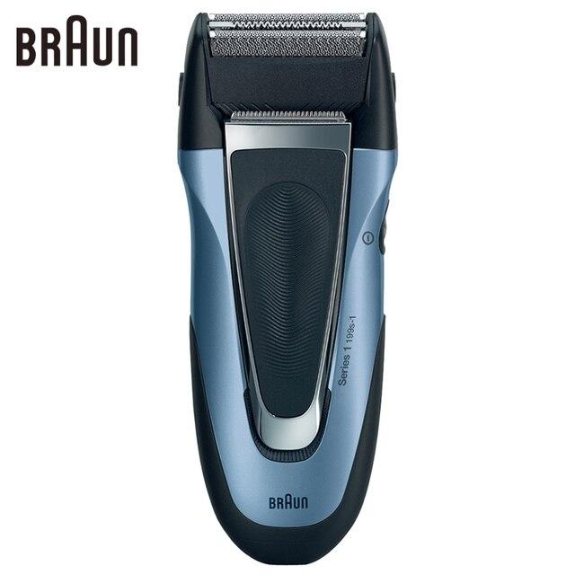 Braun Alat Cukur Listrik Tiga Pisau Reciprocating Mesin Listrik Keselamatan  Razor Tajam Shaving Razor Untuk Pria d96f33aff9