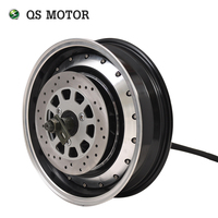 QS Quanshun electric scooter motor 13 273 4000w V2