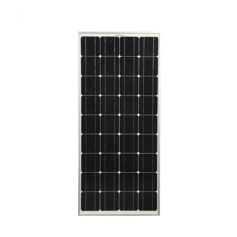 200w 12v painel solar para carregar a bateria
