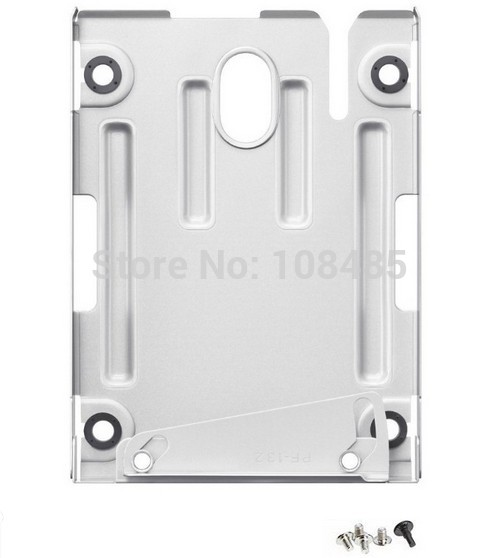 HOTHINK Super Slim Hard Drive Mounting Holder Stand Hard Disc Case For PS3 CECH-400X Series / PS3 CECH-4012