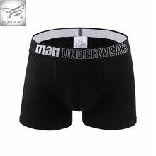 High-quality Boxer Shorts men underwear male boxers underwears panties shorts Men Brand Underpants