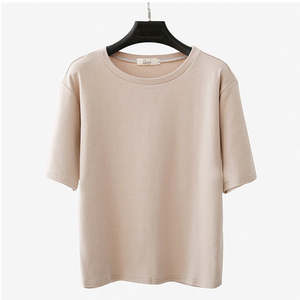5763d7c1 sonnygirl Summer T-shirt Women Shirt Femal Tops Tees