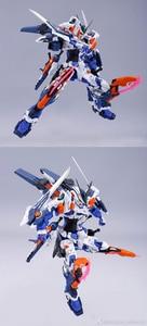 Image 4 - DRAGON_MOMOKO Mẫu 1/100 MG Xanh Dương Lẫn Lộn 2 Loại L Xanh Dương Dị Giáo Loại 3 Có Thể Thay Thế Được Gundam Hành Động Hình Trang Trí đồ Chơi Trẻ Em