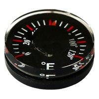 Plastic Round Mini Thermometer Measurement & Analysis Instruments