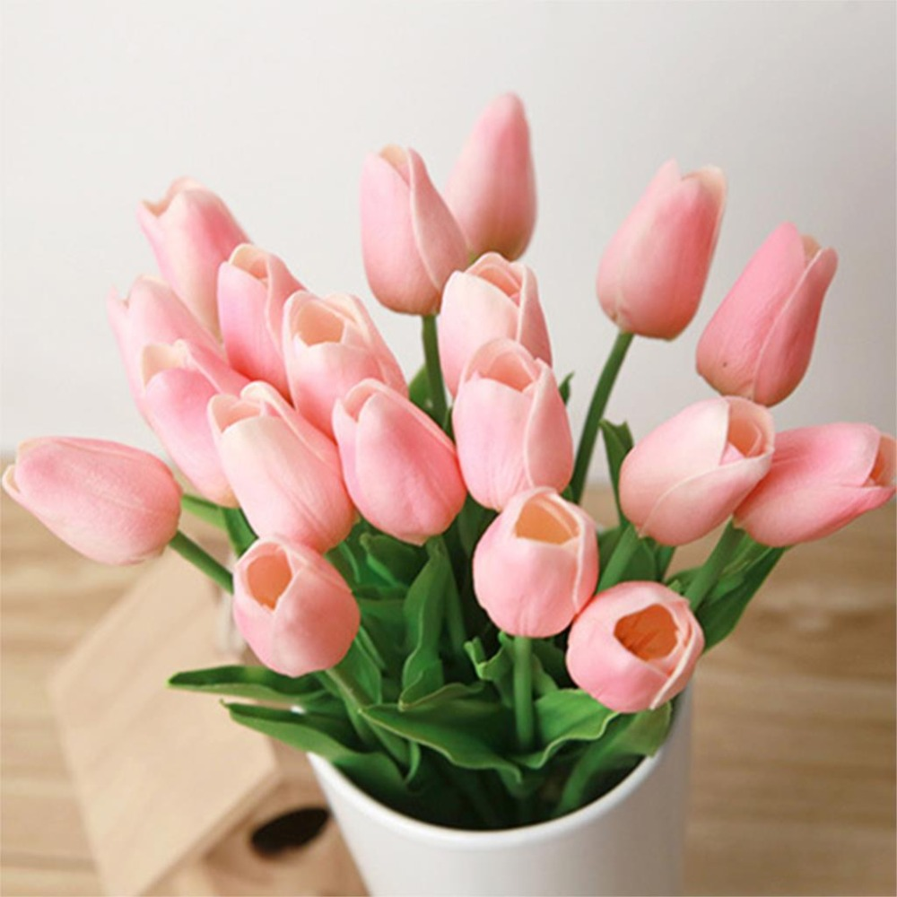 Artificial Red Tulips Reviews  Online Shopping Artificial Red Tulips Reviews on Aliexpress.com