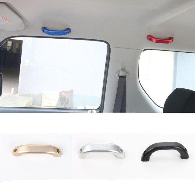 1pcs Aluminum alloy Interior Car Roof Grab Handle Protection Frame ...