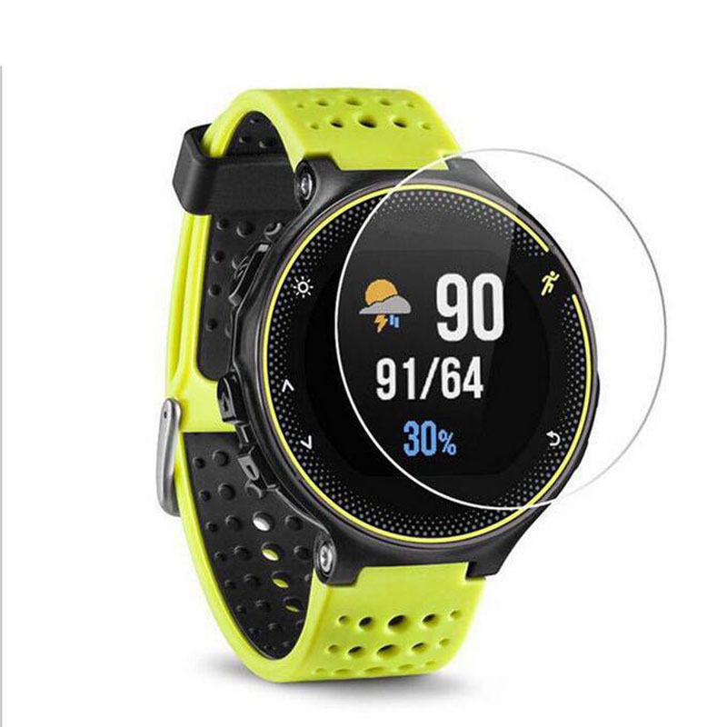 Ultra Clear Tempered Glass Protective Film Guard For Garmin Forerunner 230 Smart Watch Toughened Display Screen Protector Cover