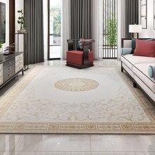Новый китайский ковры для Гостиная украшения дома ковер Спальня диван Кофе столик ковер кабинет коврик роскошные ковры