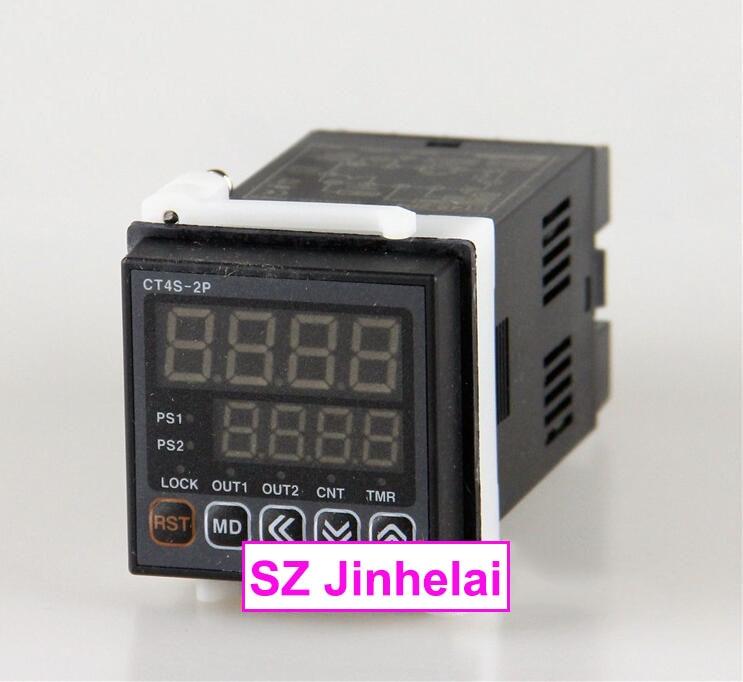 100%Authentic original CT4S-2P4 AUTONICS Timer relay TIMER 100% authentic original le4s autonics time relay timer
