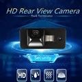 520TV linhas 120 À Prova D' Água Car Auto Rear View Camera Reversa Backup Câmera Placa de licença Para Audi A3 A4 A5 RS4 Retrovisor Câmera