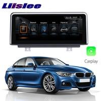 LiisLee Автомобильный мультимедийный gps аудио Hi Fi Радио стерео для BMW 3 серии F30 F31 F34 F35 оригинальный НБТ Стиль навигации NAVI