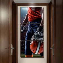 Rugby Player Posters and Prints American Football Sport Wall Art Canvas Pictures for Bedroom Office Home Decor Dropshipping