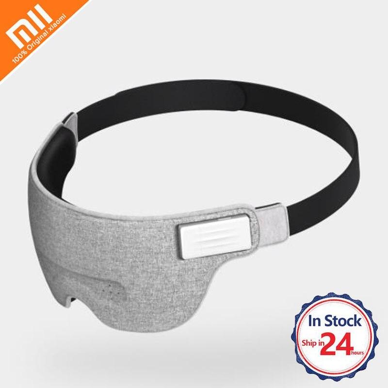 Orijinal Xiaomi Mijia Hava Beyin Dalga Yardım Uyku Göz Maskesi Çalışma Öğle Yemeği Molası Seyahat Şekerleme Bluetooth Bağlantısı Akıllı Algılama Uyku|Akıllı Uzaktan Kumanda|   -