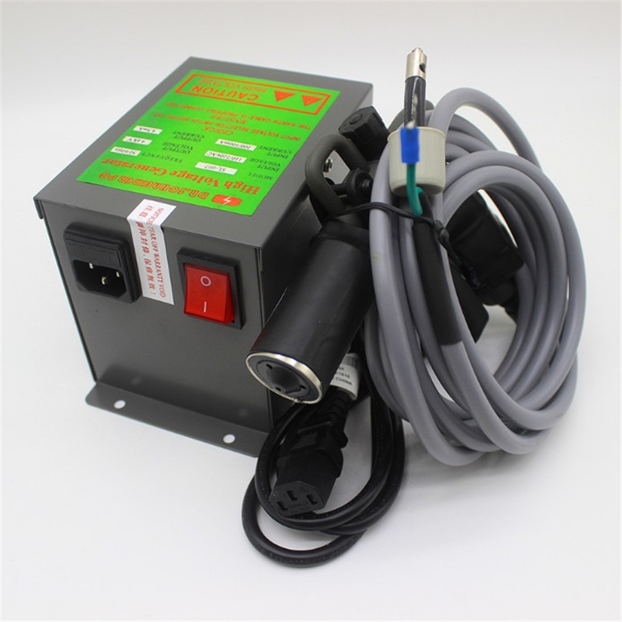 FEITA SL-004 ESD Ionizing Air Gun Lonizing air blowers static eliminate equipment+SL007 STATIC ELIMINATOR POWER SUPPLY 110V-220V цена