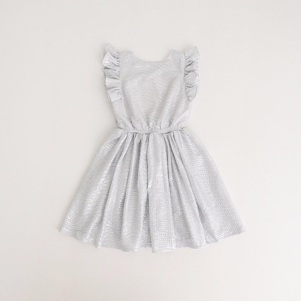 Beste Silber Partykleider Für Kinder Und Jugendliche Ideen ...