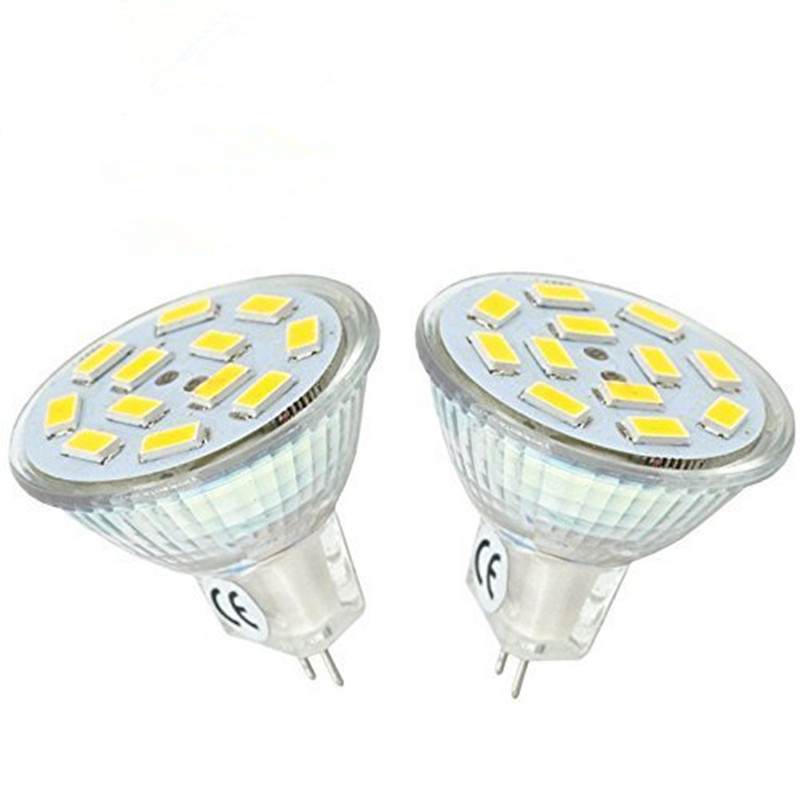4 Watt MR11 GU4.0 Led lampen 10 30 V AC/DC 120 Grad Abstrahlwinkel ...