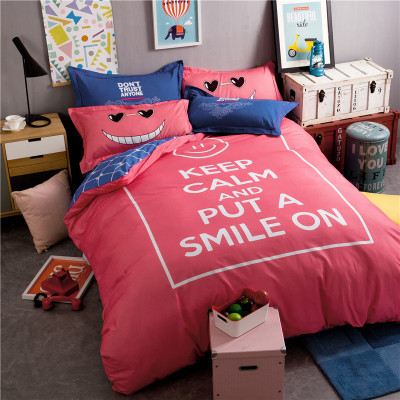 Cotton Kids Boys 3d Owl Bedding Set Twin Queen King Size Bed Linen