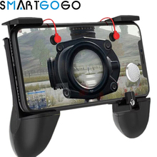 Game Joysticks PUBG Button game joystick for smartphone controller gamepad L1R1 pubg mobile