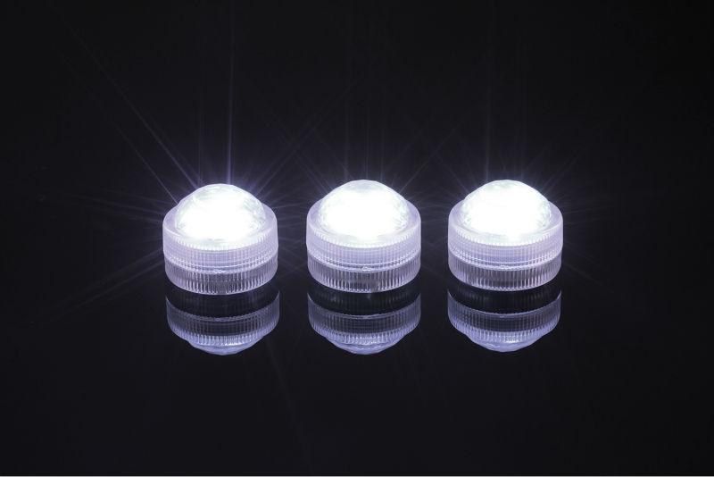 10pcs / lot LED dekorativna svjetla za papir fenjer Super Bright 3 - Rasvjeta za odmor - Foto 2