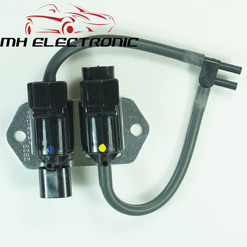 MH Electronic dla Mitsubishi Pajero L200 L300 V43 V44 K74T wolnobieg elektromagnetyczny zawór sterowania MB620532 MR430381 MB937731 tanie i dobre opinie Mixture