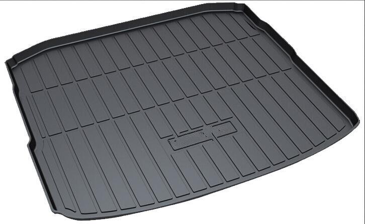 JIOYNG 5D Rear Trunk Tray Liner Cargo Pad Mats 100% Fit For AUDI A1 A3 A4 A5 A6 Q3 Q5 Q6 Q7 S3 SQ5 TT Free shipping